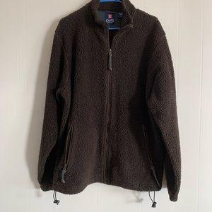 CHAPS Teddy Bear Fleece Jacket